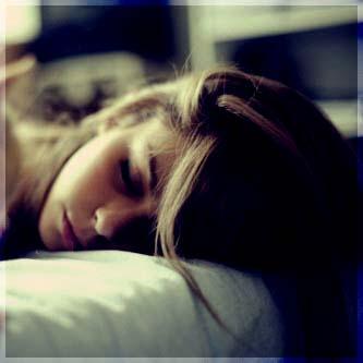 صور بنت نايمة , صور بنت مريضة , رمزيات نوم للبنات
