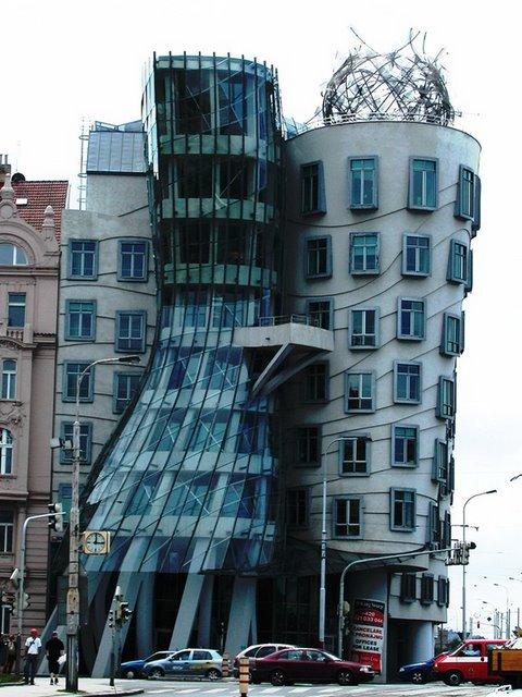 أنظروا غرائب المباني