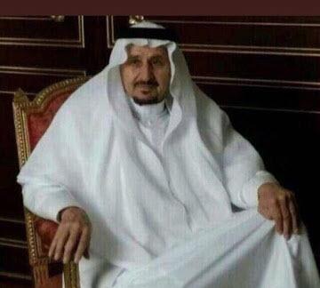 تفاصيل وفاة الشيخ عبدالعزيز بن ضبعان