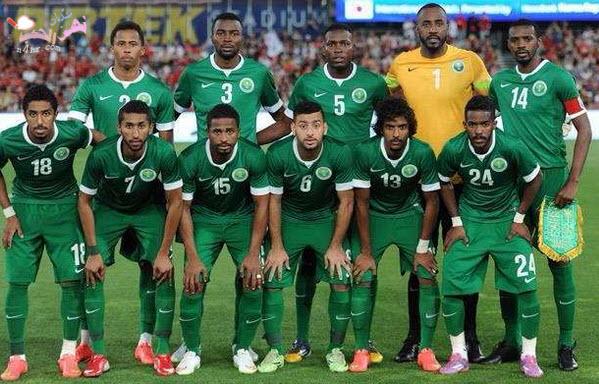 صور المنتخب السعودي في نهائيات كأس العالم 2018