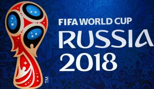 خلفيات شعار كأس العالم 2018 - صور تصميم كأس العالم 2018