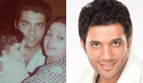 صور الشبه الكبير بين المشاهير وابائهم وامهاتهم