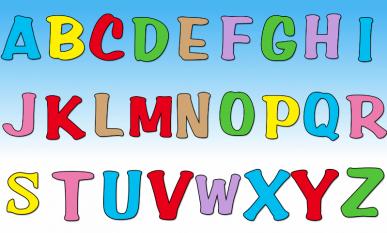 صور لوحة الحروف الانجليزية كبتل و سمول للاطفال جودة عالية hd