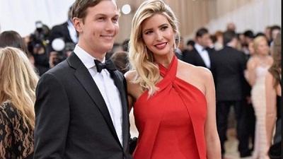 صور ايفانكا مع زوجها جاريد كوشنر بجودة hd