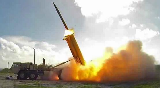 بالصور معلومات عن منظومة ثاد الصاروخية , اعتراض الصواريخ الباليستية