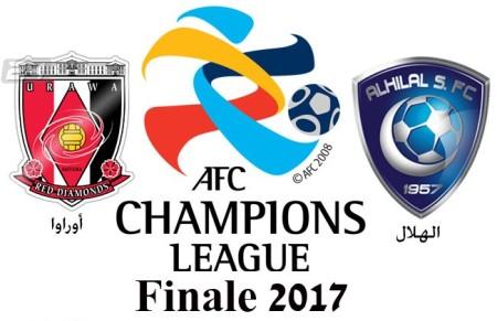 موعد مباراة الهلال و اوراوا السبت 18-11-2017 , ذهاب نهائي كأس أبطال آسيا