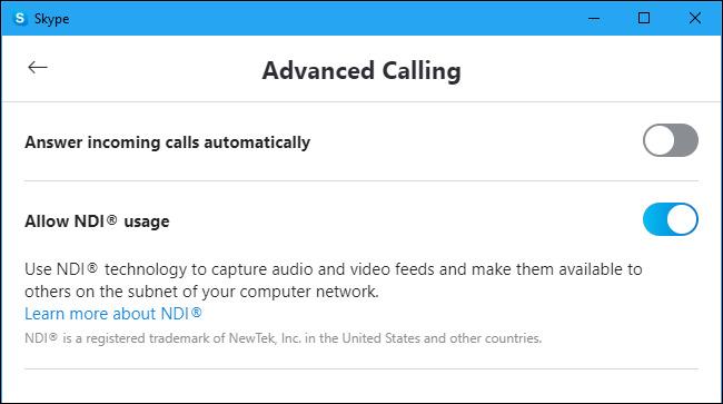 تحميل Skype للحصول على مزيد من المميزات من الإصدار المدمج في Windows 10