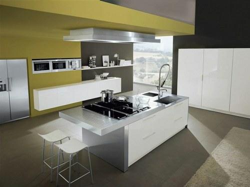 احدث المطابخ مطابخ مودرن - ارقى المطابخ الالوميتال - مطابخ عصرية وشيك - مطابخ 2012 - مطابخ 2013