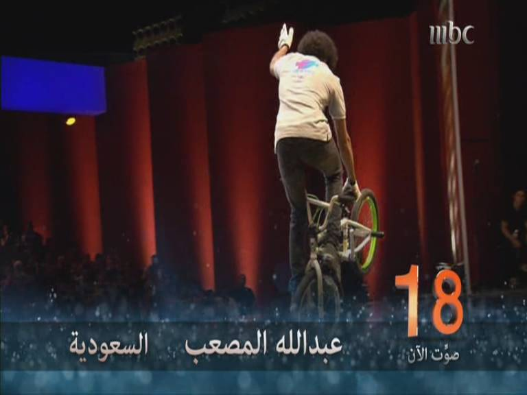 ������ ���� ������� ������ - �������� - Arabs Got Talent ������ �������� ����� 2-11-2013