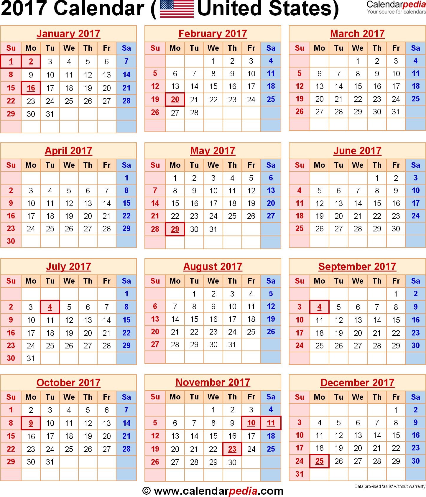التقويم الهجري 1439ه , التقويم الميلادي 2018 مع الاجازات ...