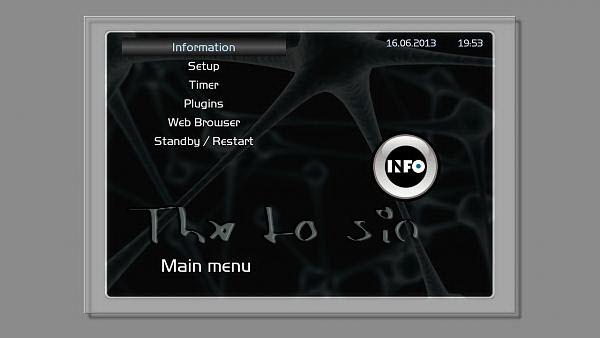 Skin E2-Neuron-HD For OE2.0 Merlin�