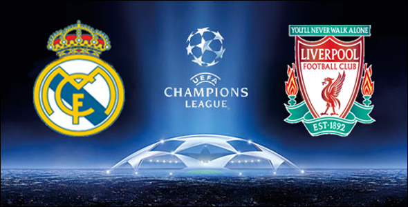 بث مباشر مباراة ريال مدريد الاسباني وليفربول الانجليزي 4-11-2014