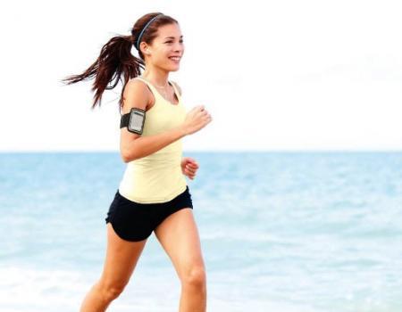 فوائد عديدة للجري
