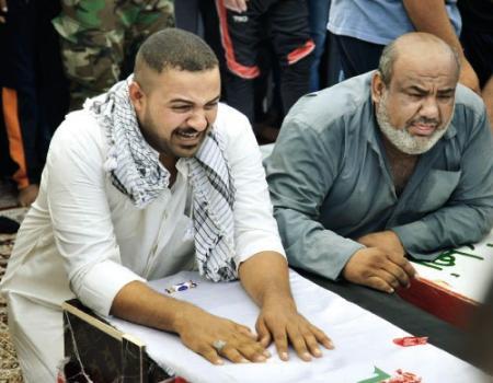 وزارة الدفاع الإسرائيلية سوريا لم تعد قائمة و 90% من العراق يحكمه داعش