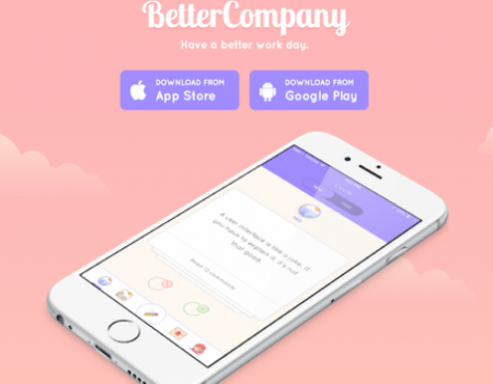 تطبيق لتسهيل التواصل مع زملاء العمل BetterCompany