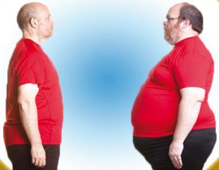طريقة فريدة للتخلص من الوزن الزائد