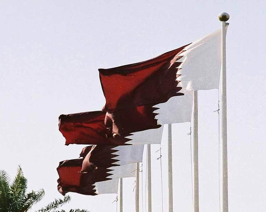 كم مساحة قطر - ما هي مساحة قطر - معلومات عن دولة قطر