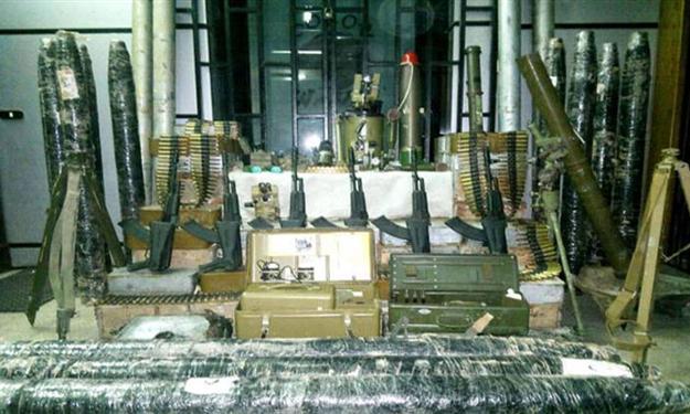 الأسلحة الثقيلة المضبوطة بمطروح كانت متجه لسيناء للتصعيد ضد الجيش , اهم اخبار مصر 11/5/2012