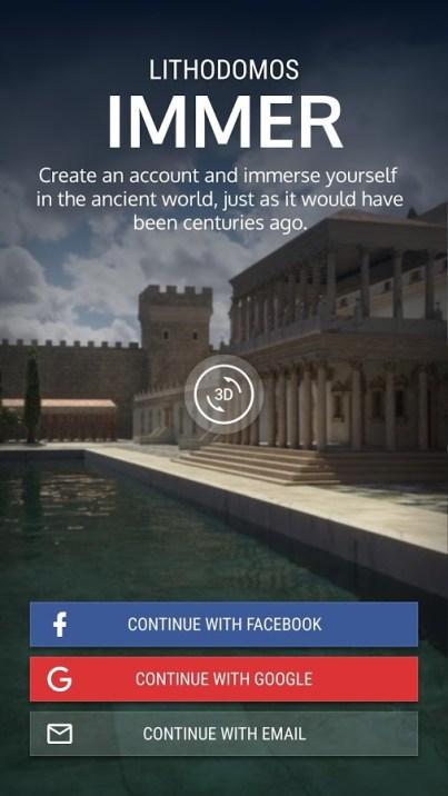 تحميل تطبيق Lithodomos Explore لاكتشاف كل أنواع الحضارات القديمة بالواقع الافتراضي VR