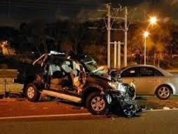 أخبار الحوادث في الأردن الاثنين 24-3-2014 , وفاتان و4 إصابات بحادث تصادم 3 مركبات على طريق سواقة
