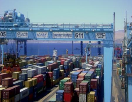 ميناء الحاويات في العقبة الخاصة تتلف 131 حاوية بضاعة منتهية الصلاحية