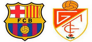 ������ ������ ������� ������� watch online FC Barcelona vs Granada 22/9/2012