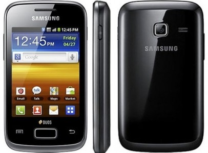 سامسونج جلاكسي واي بشريحتين مواصفات ومميزات Samsung Galaxy Y Duos