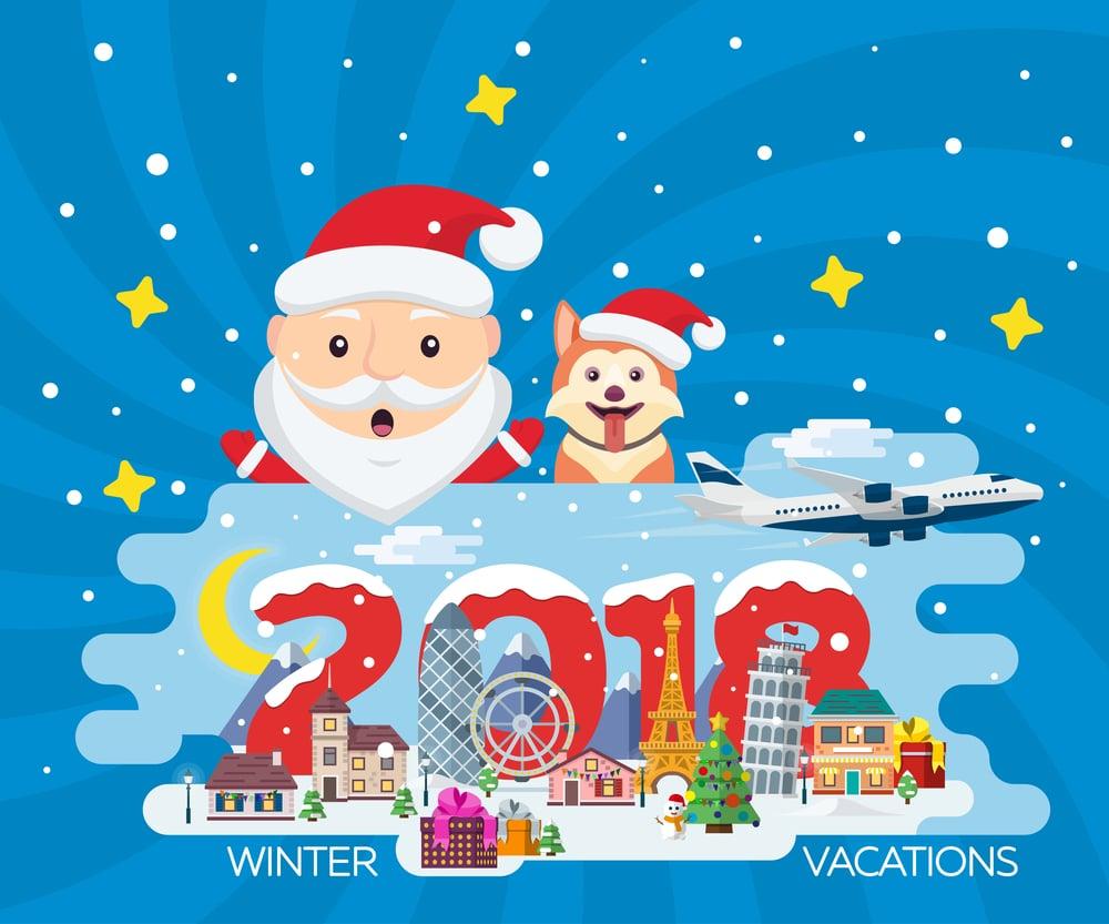 مسجات تهنئة بالكريسماس 2018 , رسائل تهنئة بالكريسماس وراس السنة 2018