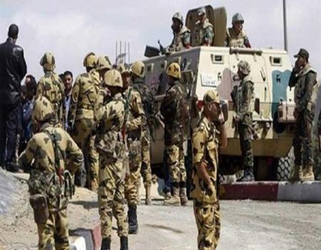 قوات الجيش المصري تغلق مدينة رفح