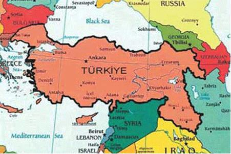 كم عدد سكان تركيا - ما هو عدد سكان تركيا - صور خريطه تركيا