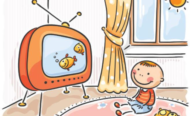 خطر مشاهدة مشاهدة التلفزيون علي الصحة - التاثير السيء لاشعة التلفزيون علي الصحة