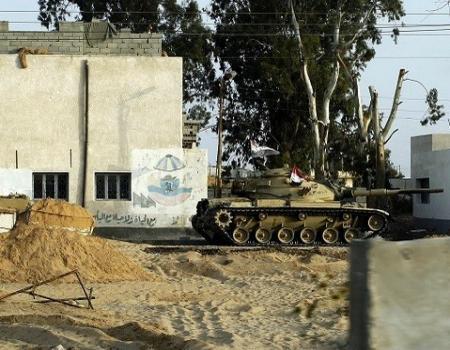 تنظيم انصار بيت المقدس 50 قتيلا في هجمات لداعش في سيناء