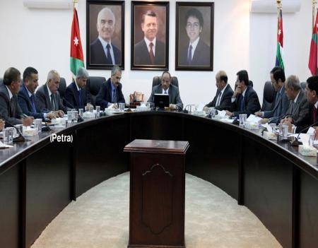 وزير الداخلية سلامة حماد الحفاظ على المكتسبات والانجازات الوطنية مسؤولية الجميع