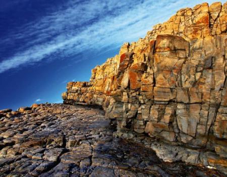 دراسة الصخور القديمة تحدد ميلاد النواة الداخلية لكوكب الأرض
