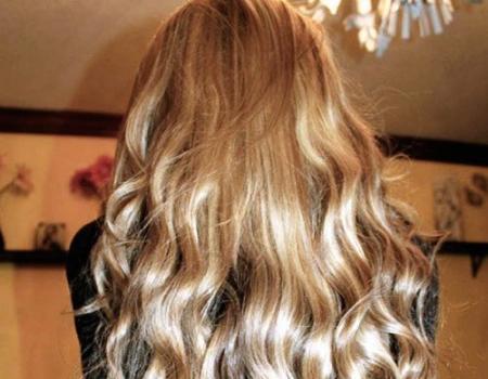 قناع زيت الخروع لزيادة نمو الشعر