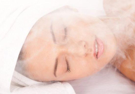 كيف تنظفين الوجه بالبخار- الطريقة الصحيحة لتنظيف الوجه بالبخار 2016
