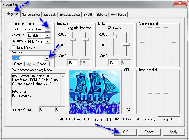 شرح طريقة إضافة كوديك او فلتر الى برنامج الدريم 15431103214989068700