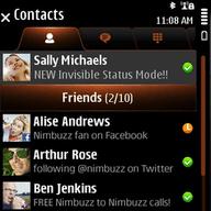 برنامج النمبز نمبز للدردشة لاجهزة النوكيا Nimbuzz