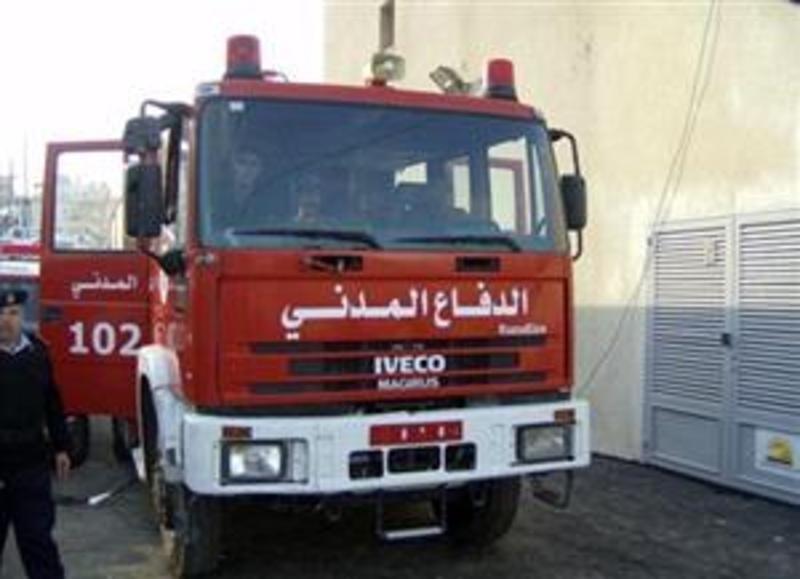 اخبار محافظة العقبة 6/12/2014 , حوادث العقبة اليوم 4 اصابات في حادث تدهور