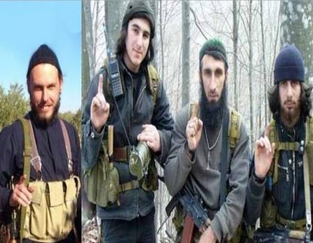 الاتحاد الاوروبي يحذر 4 الاف اوروبي في داعش