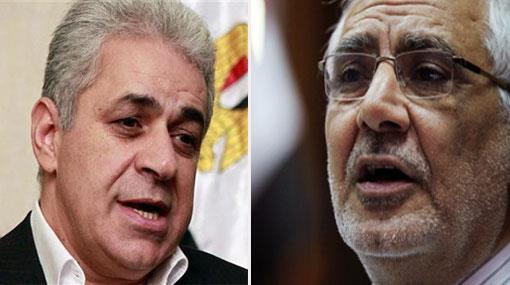 مشاهدة مناظرة ابو الفتوح وحمدين صباحى اليوم 17/5/2012