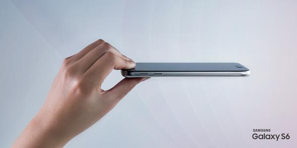 الاعلان الرسمي عن جوال جالكسي إس 6 في برشلونة بشاشة Quad HD Super AMOLED