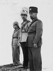 ملوك المملكة الأردنية الهاشمية , ملك الأردن , الهاشميون في الأردن