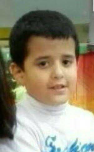صور وتفاصيل اختفاء طفل في تبوك قبيل الجمعة