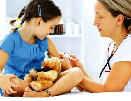 استئصال شلل الاطفال