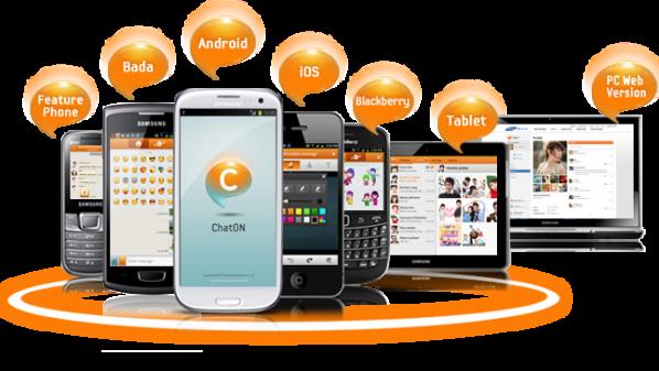 سامسونج تكشف عن نسخة جديدة من تطبيق ChatON