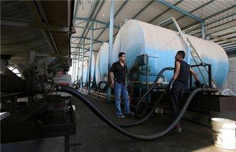 اخبار قطر اليوم الاربعاء 6/6/2012 , الوقود القطري يصل العريش في طريقه لقطاع غزة