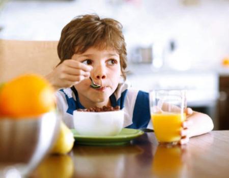 الإفطار الوجبة الأهم لطلبة المدرسة