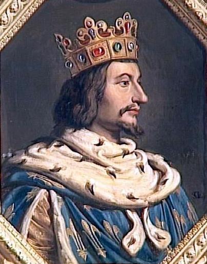 معلومات عن ملك فرنسا تشارلز السادس