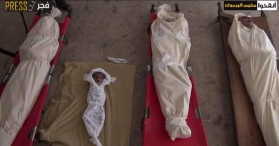 اخر اخبار الاردن , مخيم اليرموك شيعوا جثمان أمه الجائعة وعادوا ليجدوه ميتاً بسبب الجوع أيضاً